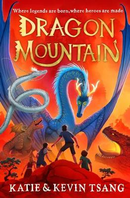 Dragon Mountain (Paperback) Katie Tsang (author), Kevin Tsang (author)