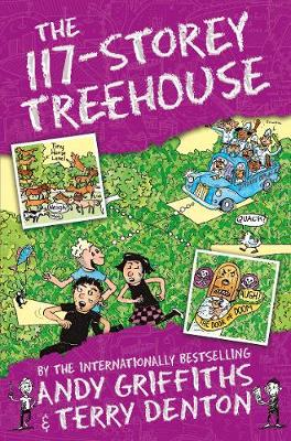 The 117-Storey Treehouse (Paperback) Andy Griffiths (author), Terry Denton (illustrator)
