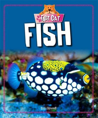 Fact Cat: Animals: Fish - Fact Cat: Animals (Paperback) Izzi Howell (author)
