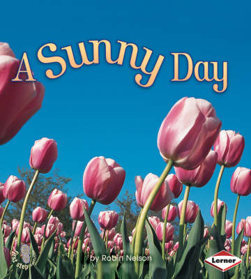 A Sunny Day - First Step Non-fiction - Weather No. 4 (Paperback) Robin Nelson (author)