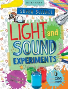 Simple Science Experiments: Light and Sound (Paperback) Chris Oxlade (author)