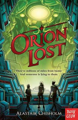Orion Lost (Paperback) Alastair Chisholm (author)