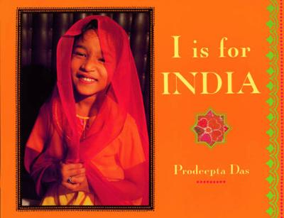 I is for India (Paperback) Prodeepta Das (illustrator)