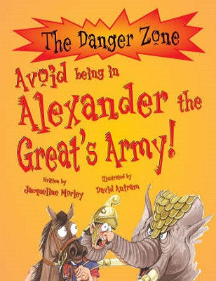 Avoid Being in Alexander the Great's Army