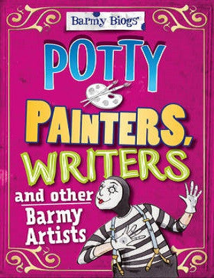 Potty Painters, Writers & Other Barmy Artists
