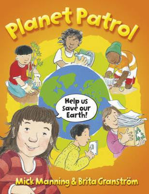 Planet Patrol : A Book About Global Warming