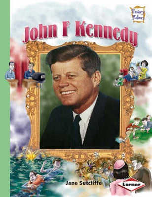 History Makers: John F. Kennedy