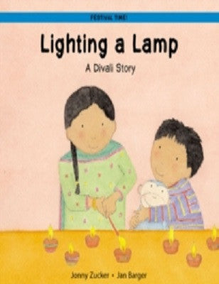 Lighting a Lamp : A Divali Story