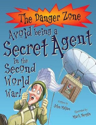 Avoid Being a Secret Agent in the Second World War