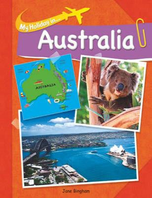 Australia - My Holiday In