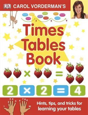 Times Tables Book