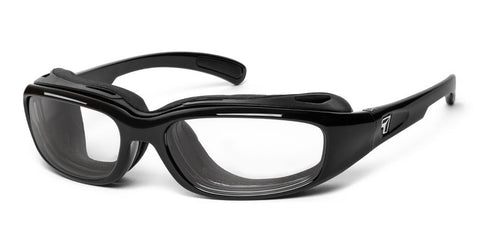 7eye Churada with gloss black frames