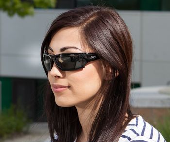 stylish wraparound sunglasses for hay fever