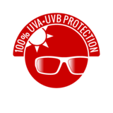 100 percent UV protection