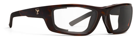 7eye Ventus Tortoiseshell with clear lenses