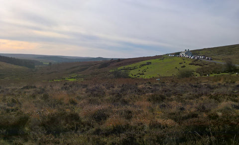 Warren House Inn on Dartmoor