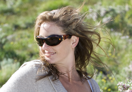 7eye Briza sunglasses keep out the wind, dust, and pollen