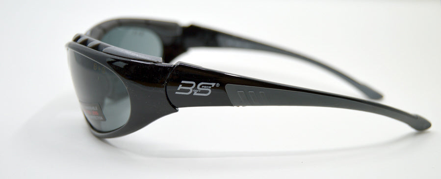 sport sunglasses with adjustable rake