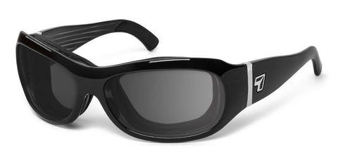 7eye Briza Gloss Black (SMALL TO MEDIUM fit)