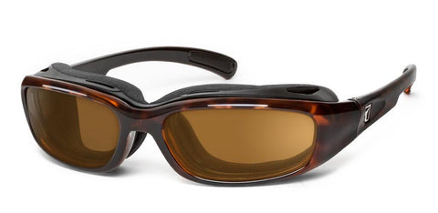 7eye Churada Tortoiseshell (SMALL to MEDIUM fit)