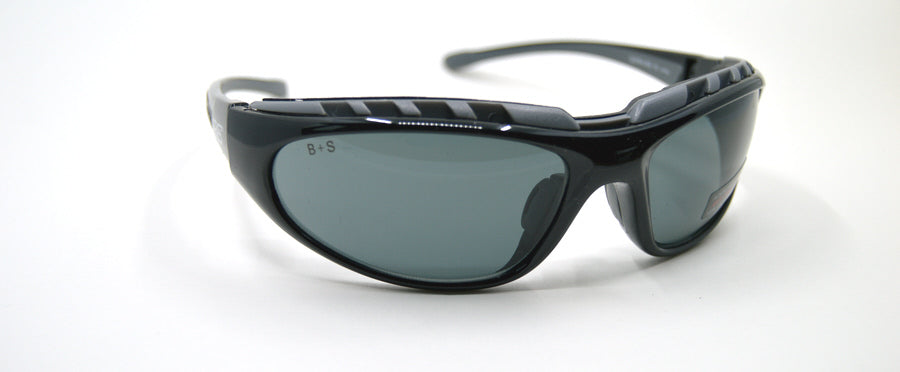 Body Specs wraparound sunglasses with adjustable tilt (MEDIUM)
