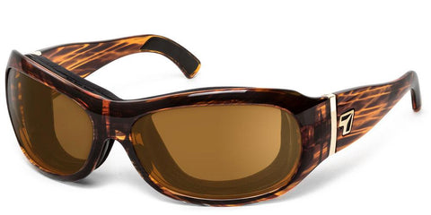 7eye Briza Tortoiseshell (SMALL TO MEDIUM fit)