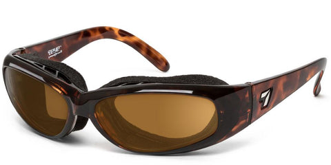 7eye Chubasco Tortoiseshell (SMALL fit)