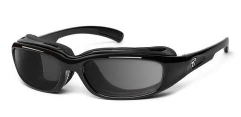 7eye Churada Gloss Black (SMALL to MEDIUM fit)