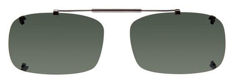 Visionaries Rimless Deep Rectangle (DRX)