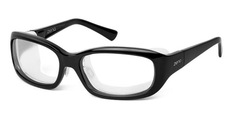 Ziena Verona Gloss Black (MEDIUM fit)