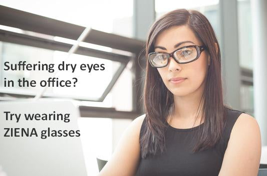 computer glasses dry eyes