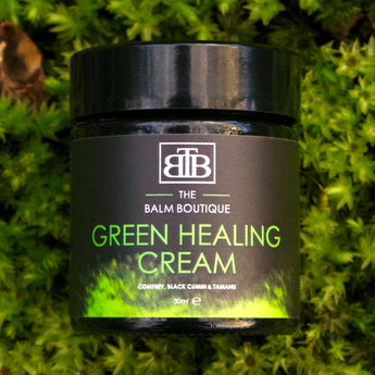 Take the natural route to heal skin conditions.