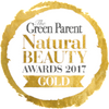 The Green Parent Natural Beauty Awards 2017 Gold for No-Bite Butter Bar by The Balm Boutique