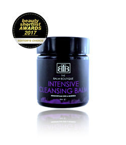 Award winning Intensive Cleansing Balm