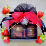 Berry Gift Set by The Balm Boutique in Gift Box