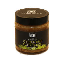 Ginger & Lime Body Polish