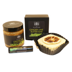 Gift Set - Ginger & Lime