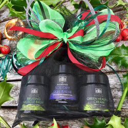Christmas Gift Set - Healing Balms