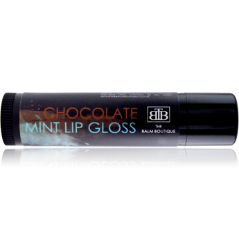 Chocolate Mint Lip Gloss
