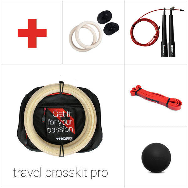 Travel cross kit PRO