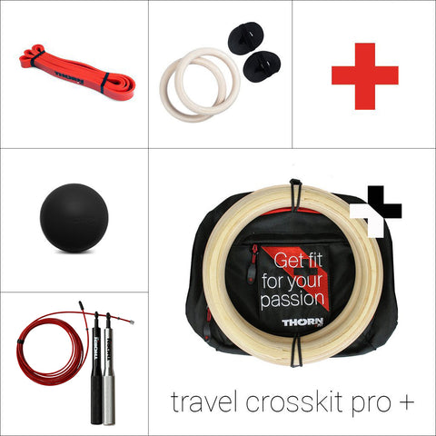 Travel cross kit PRO+