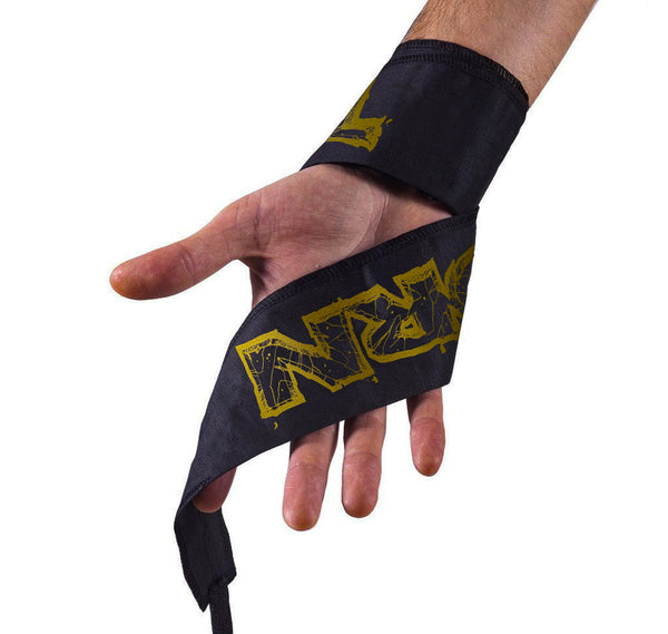 Ripstop Cotton Wrist Wraps Odin