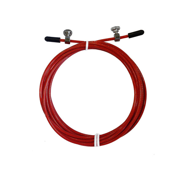 Replacement steel cable - red
