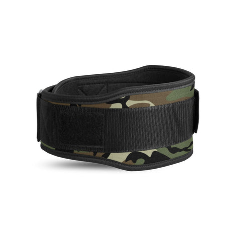 Belt THORN+fit Ripstop weightlifting camo