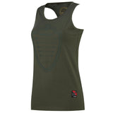 Lady Tank Top ThornFit Arrow Army Green