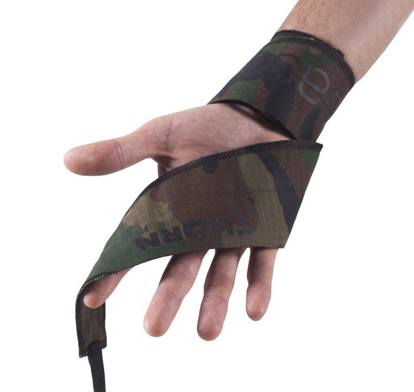 Ripstop Cotton Wrist Wraps Camo