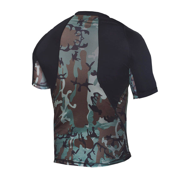 Supercharger Short Sleeve (Camo)