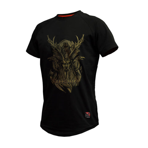 T-shirt ThornFit Odin Black