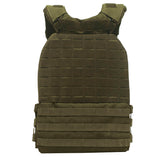Tactical weight vest army green 10LB/4,7KG