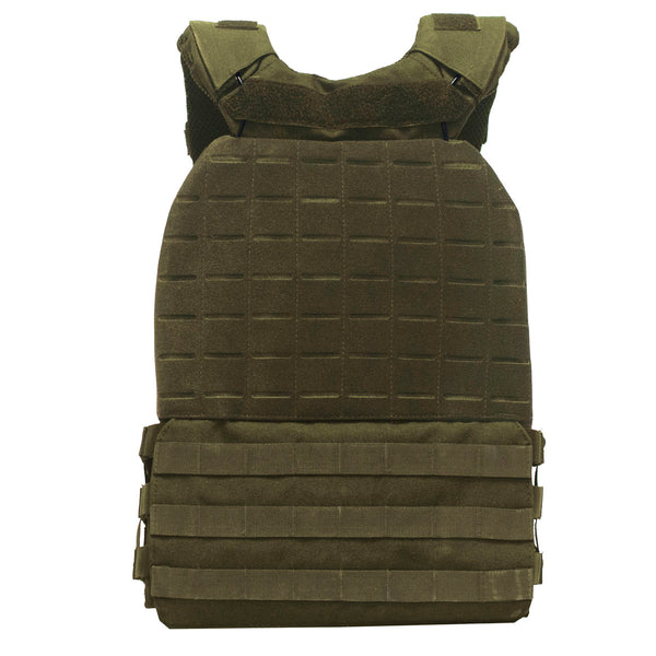 Tactical weight vest army green 14LB/6,5KG